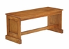 Dining Bench in Cottage Oak - Home Styles - 5004-86