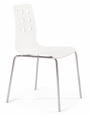 Dining Chair - 9 Dragones Chair (Set of 4) - Zuo Modern - 108122