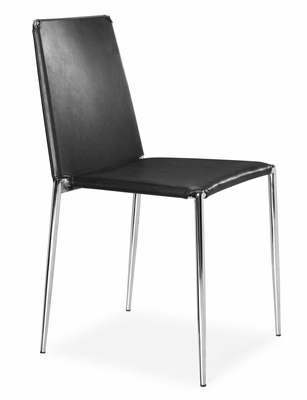 Dining Chair - Alex Dining Chair (Set of 4) - Zuo Modern - 101105