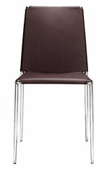 Dining Chair - Alex Dining Chair (Set of 4) - Zuo Modern - 101107