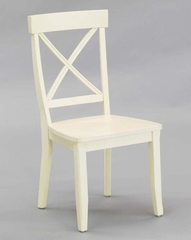 Dining Chair in Antique White (Set of 2) - 5177-80-SET
