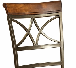 Dining Chair (Set of 2) - Hamilton - Powell Furniture - 697-434-SET
