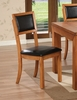 Dining Chair (Set of 2) in Light Natural - Coaster - 102132-SET