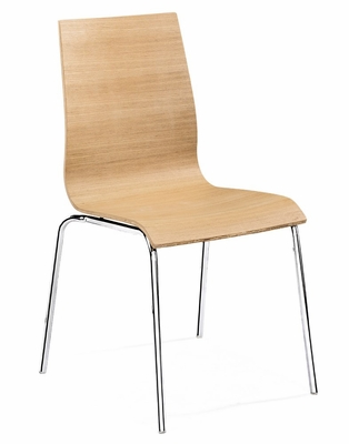 Dining Chair - Tierra Chair (Set of 4) - Zuo Modern - 108131
