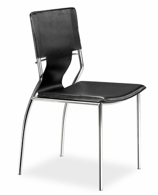 Dining Chair - Trafico Side Chair (Set of 4) - Zuo Modern - 404131