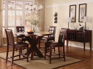 Dining Room Furniture Set 1 - Hudson Dining - Modus Furniture - HD-DSET-1