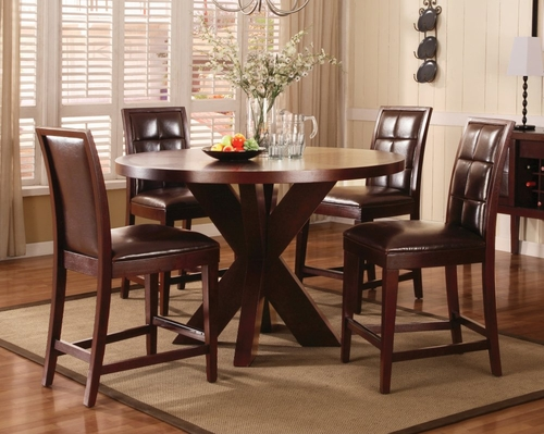 Dining Room Furniture Set 2 - Hudson Dining - Modus Furniture - HD-DSET-2