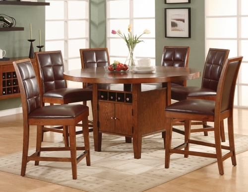 Dining Room Furniture Set 4 - Hudson Dining - Modus Furniture - HD-DSET-4