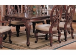 Dining Table in Cherry - Coaster - COAST-11010211