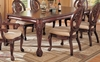 Dining Table in Cherry - Coaster - COAST-11010311