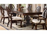 Dining Table in Cherry - Coaster - COAST-11010371