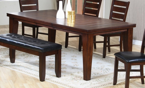 Dining Table in Dark Oak - Coaster