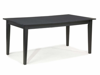 Dining Table in Ebony - Arts and Crafts - 5181-31