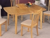 Dining Table in Maple - Coaster