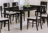 Dining Table in Rich Cappuccino - Coaster