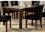 Dining Table in Rich Cherry - Coaster - 120310