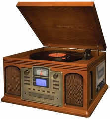 Director CD Recorder in Paprika - Crosley - CR2405A-PA