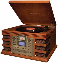 Director CD Recorder in Paprika - Crosley - CR246-PA