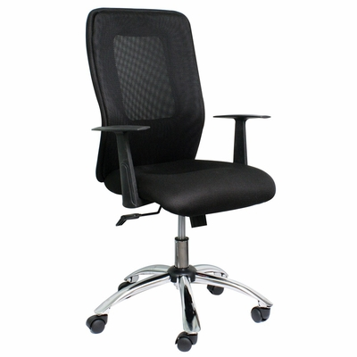 Director Office Chair Black - LumiSource - OFC-DIRECT-BK