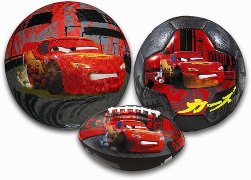 Disney Cars 3 Ball Pack - Franklin Sports
