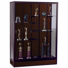Display Case - Walnut - BLT93R8611