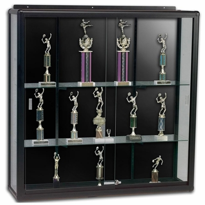 Display Cases - Black - BLT90W8314
