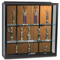 Display Cases - Oak - BLT90W8510