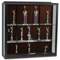 Display Cases - Walnut - BLT90W8611
