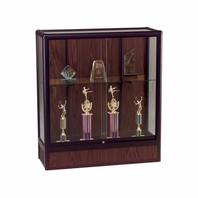 Display Cases - Walnut - BLT98B8311