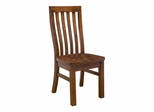 Distressed Chestnut Outback Dining Chair - Set Of 2 - Hillsdale