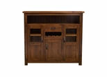 Distressed Chestnut Outback Wine Rack - Hillsdale