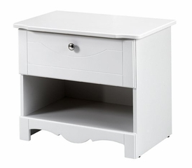 Dixie 1 Drawer Night Stand - Nexera Furniture - 310103