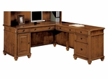DMI Office 66 Inch L-Shaped Computer Desk with Right Return - 7480-48A
