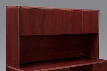 "DMI Office 71"" Overhead with Wood Doors - 7006-427"