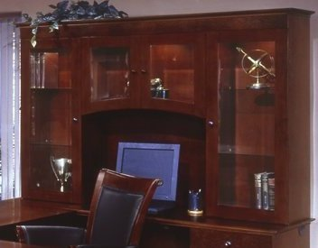 DMI Office 72 Inch Hutch - Executive Office Furniture / Home Office Furniture - 7302-62