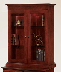 DMI Office Closed Bookcase - Executive Office Furniture / Home Office Furniture - 7302-248