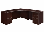 "DMI Office Corner L Shape with 42"" Right Return - 7004-50"