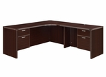 "DMI Office Corner L Shape with 42"" Right Return - 7004-50Q"