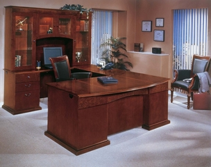 DMI Office Del Mar Executive Home Office Furniture  #2