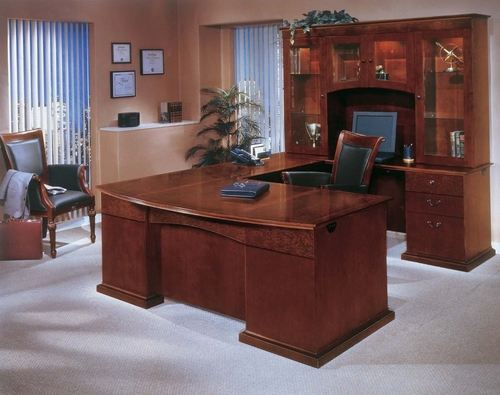 DMI Office Del Mar Executive Home Office Furniture  #3