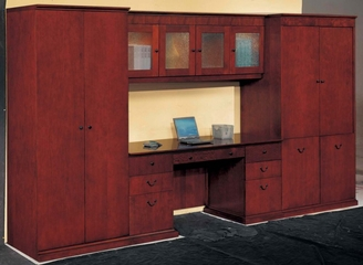 DMI Office Del Mar Executive Home Office Furniture  #4