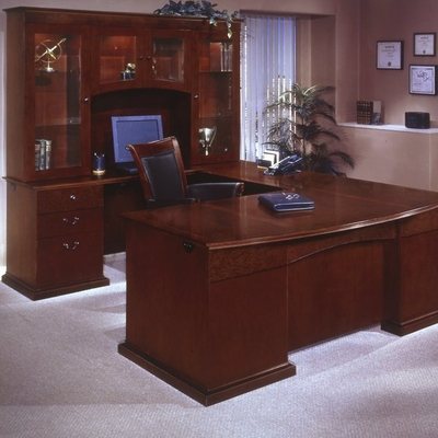 DMI Office Del Mar Executive Office Furniture / Home Office Furniture Package 2