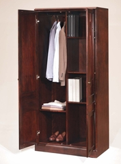 DMI Office Double Door Storage Wardrobe Cabinet 7376-06