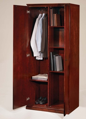 DMI Office Double Door Storage Wardrobe / Cabinet - Executive Office Furniture / Home Office Furniture - 7302-06