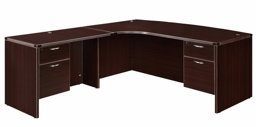 DMI Office Executive CompuBow L Shape with 42