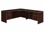 "DMI Office Executive Corner L Shape with 48"" Right Return - 7004-50EQ"