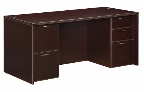 DMI Office Executive Desk - 7004-31