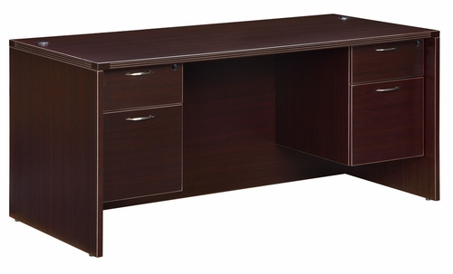 DMI Office Executive Desk - 7004-31Q