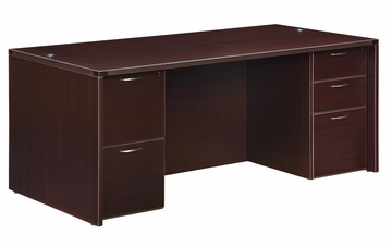 DMI Office Executive Desk - 7004-36