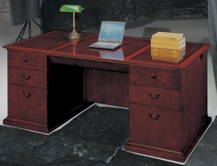 DMI Office Executive Desk - Executive Office Furniture / Home Office Furniture - 7302-36